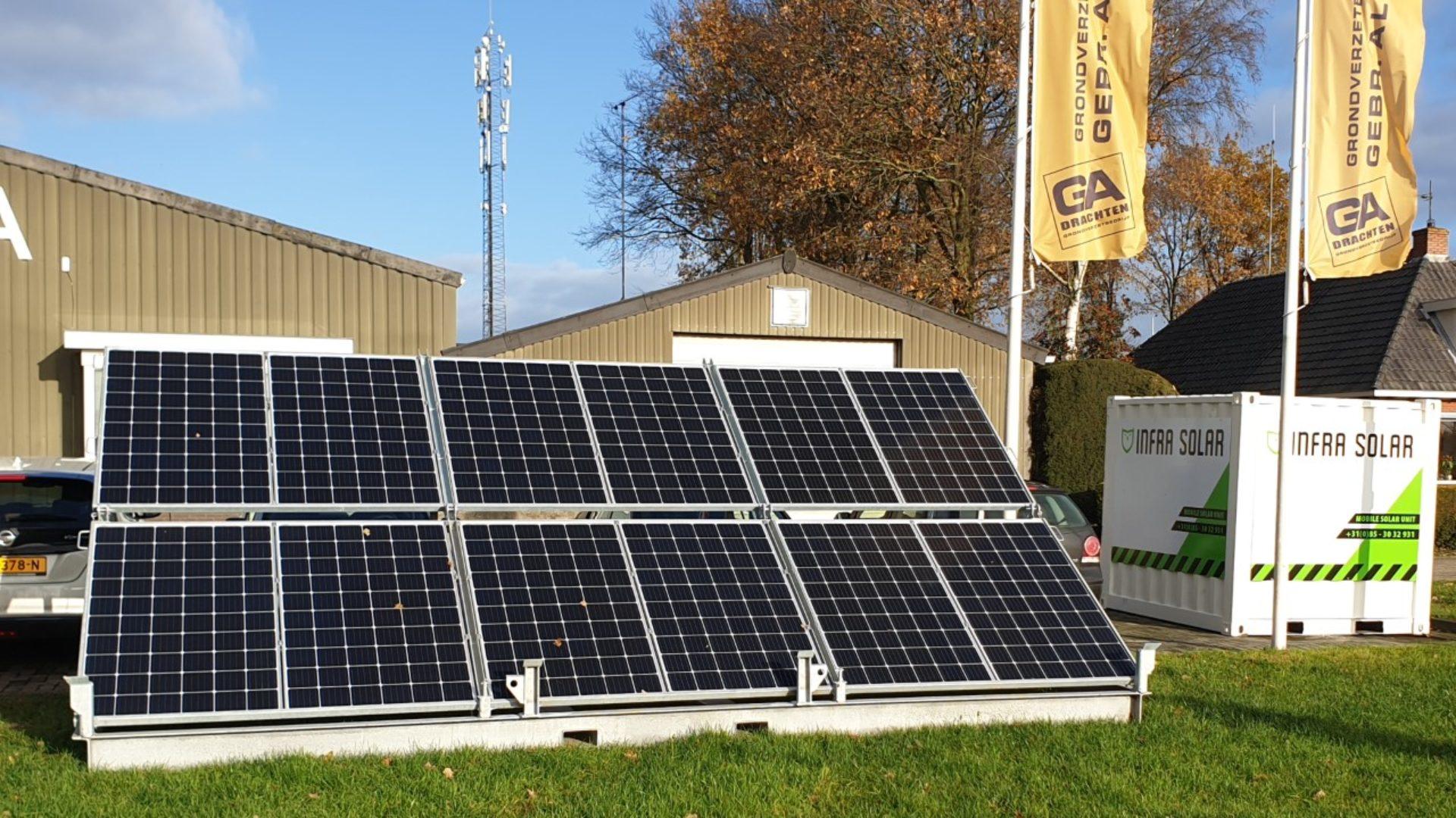 Infra Solar